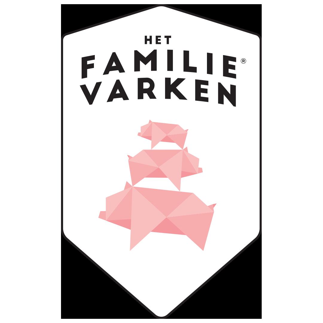 Het Familievarken Logo